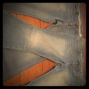 Old Navy  micro flare Jeans 2 pairs/20
